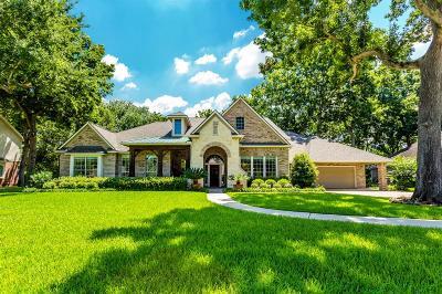 Fulshear Single Family Home Option Pending: 4726 Oxbow Circle E