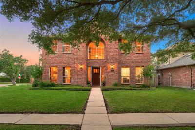 Sugar land Single Family Home For Sale: 6334 Oakburl Lane