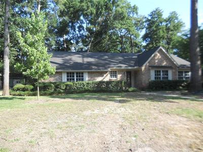 Houston TX Single Family Home For Sale: $400,000