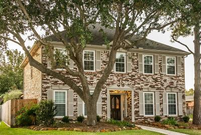 Cinco Ranch Single Family Home For Sale: 2106 Amber Glen Lane