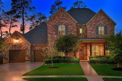 Spring Single Family Home For Sale: 18907 Watt Point Lane