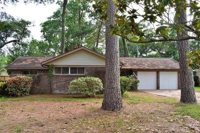 Dickinson Single Family Home For Sale: 3018 Crest Drive