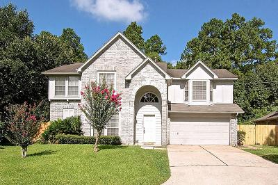 Porter Single Family Home For Sale: 18275 Hollyberry Court