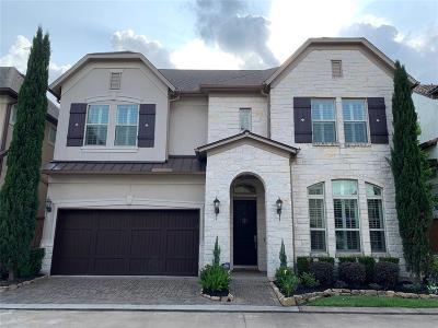 Houston Single Family Home For Sale: 1518 Moritz Glen