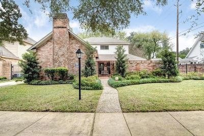 Houston Single Family Home For Sale: 10230 Olympia Drive