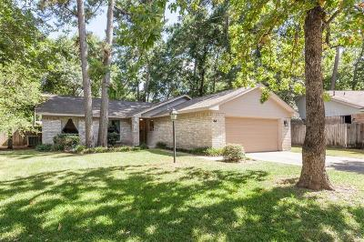 The Woodlands Single Family Home For Sale: 44 Coralberry Road