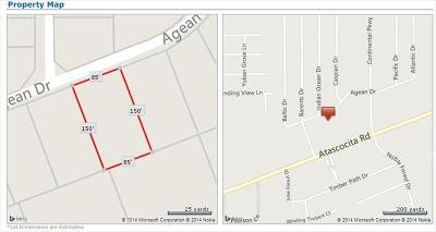 Humble Residential Lots & Land For Sale: Agean Drive