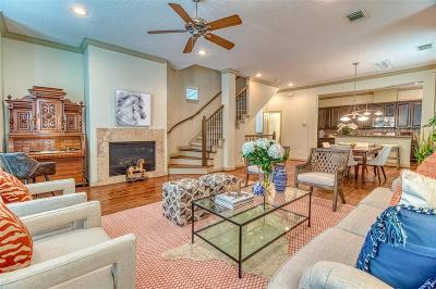Houston Condo/Townhouse For Sale: 1320 W 25th Street #E