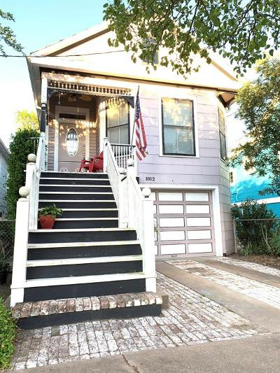 Single Family Home For Sale: 1812 31st Street