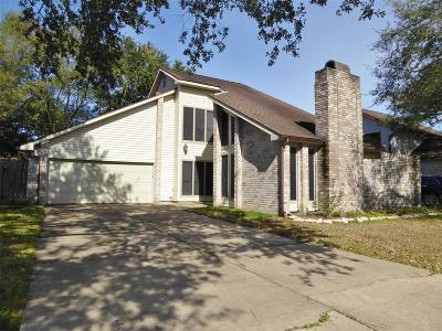Katy Single Family Home For Sale: 21418 Park Mount Drive