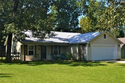 Conroe Single Family Home For Sale: 10834 Sleepy Hollow