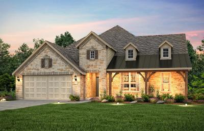 Katy Single Family Home For Sale: 5111 Splendid Circle