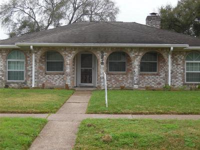 Conroe, Houston, Montgomery, Pearland, Spring, The Woodlands, Willis Single Family Home For Sale: 9323 Claridge Drive