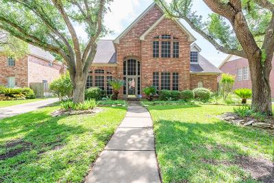 Houston Single Family Home For Sale: 1907 Stone Meadows Lane