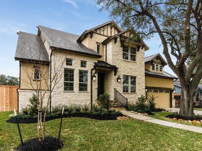 Meyerland Single Family Home For Sale: 4910 Dumfries Drive