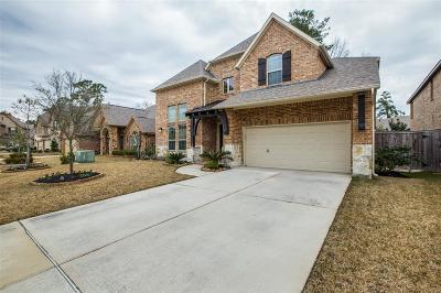 Spring Single Family Home For Sale: 7618 Augusta Creek Court
