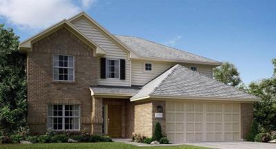 Dickinson Single Family Home For Sale: 3109 Sunrise Hill Lane