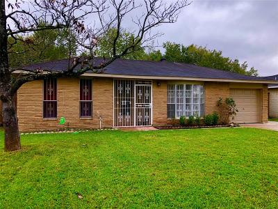 Houston Single Family Home For Sale: 11619 Sharpcrest Street