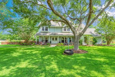 Fort Bend County Single Family Home For Sale: 33918 Ashe Road
