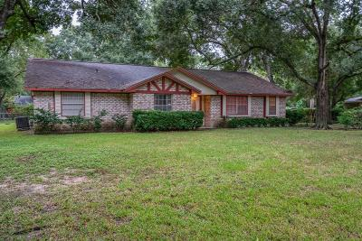 Cypress Single Family Home For Sale: 12715 Oakfield Drive