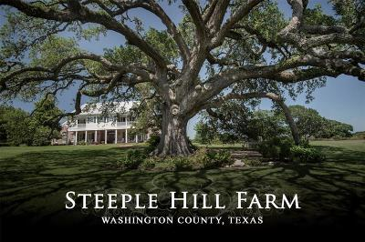 Washington County Country Home/Acreage For Sale: 10150 Fm 1935