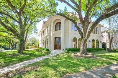 West University Place Single Family Home For Sale: 6504 Brompton