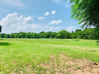 Austin County Country Home/Acreage For Sale: 8671 Kloss Road