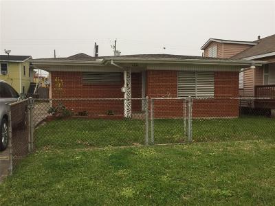 Galveston Multi Family Home For Sale: 4816 Ave K