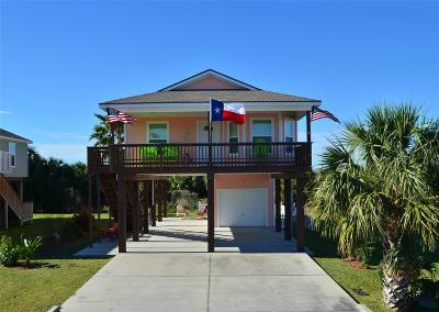 Galveston Single Family Home For Sale: 4118 Nueces Drive