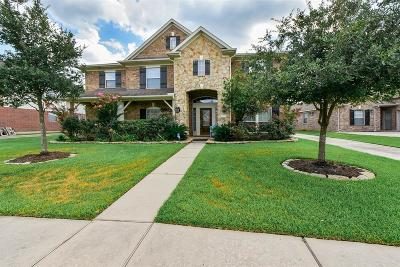 Tomball Single Family Home For Sale: 22707 Wixford Lane