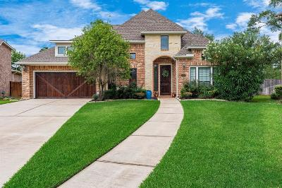 Shenandoah Single Family Home For Sale: 100 E Silverwood Ranch Estate