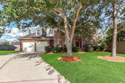 Seabrook Single Family Home For Sale: 2906 Shore Line Court