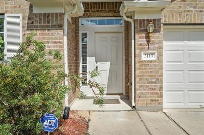 Katy Single Family Home For Sale: 3119 Single Ridge Way