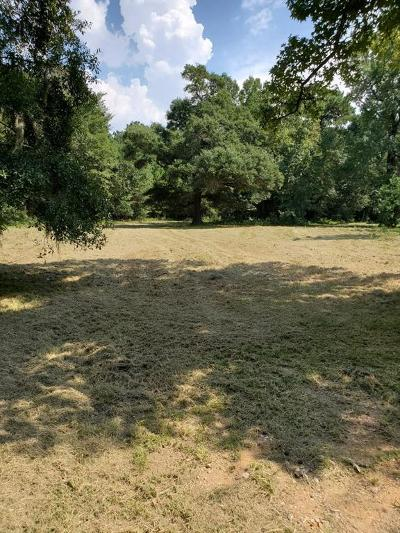 Conroe Residential Lots & Land For Sale: 3307 Hamilton Circle