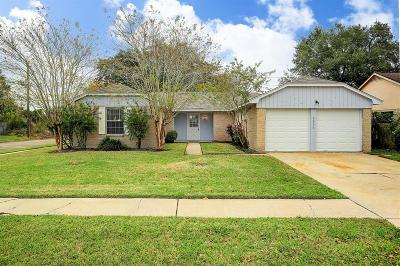 Webster Single Family Home For Sale: 2903 Heritage Colony Drive
