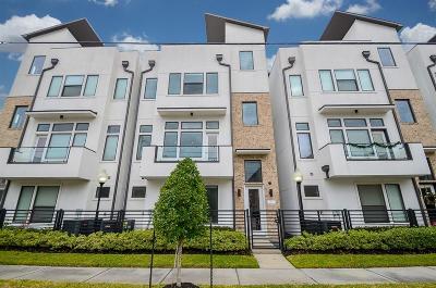 Houston Single Family Home For Sale: 1708 Bingham Street