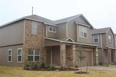 Houston TX Single Family Home Pending Continue to Show: $236,990