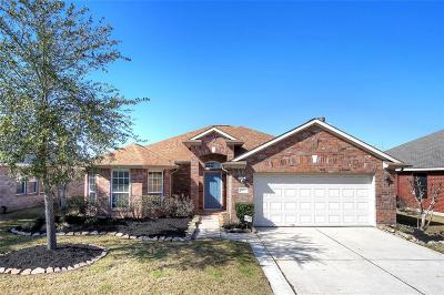 Pearland Single Family Home For Sale: 2012 Sandy Banks Lane