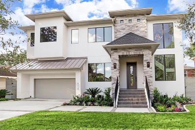 Bellaire Single Family Home For Sale: 5114 Mimosa Drive