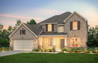 Katy Single Family Home For Sale: 5231 Regal Gem Drive