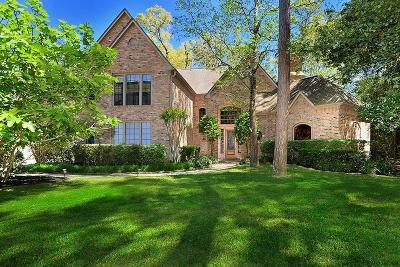 The Woodlands Single Family Home For Sale: 43 Firefall Court