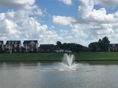Katy Single Family Home For Sale: 6131 Settlers Lake Circle W