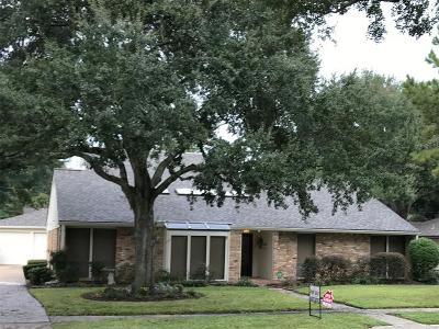 Houston Single Family Home For Sale: 6110 Paisley Street