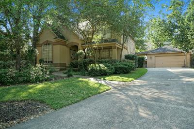 The Woodlands Single Family Home For Sale: 35 Deerfern Place
