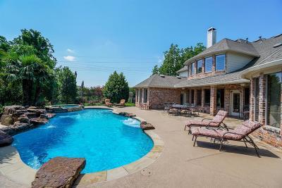 Missouri City Single Family Home For Sale: 10 Parsonage Cove