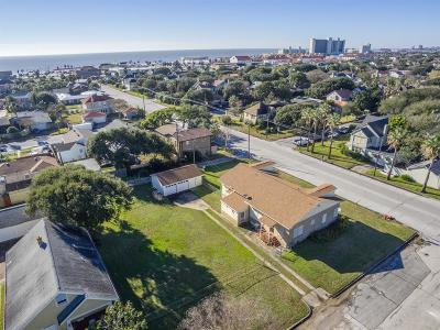 Galveston Residential Lots & Land For Sale: Tract B Ave S 1/2 Avenue