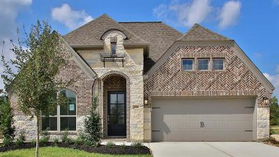 Tomball Single Family Home For Sale: 20303 Noble Arabian Drive