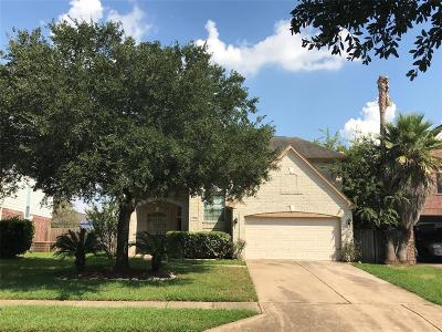 Sugar Land Single Family Home For Sale: 16627 Cobbler Crossing Drive
