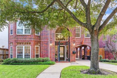 Bellaire Single Family Home For Sale: 4905 Cedar Street