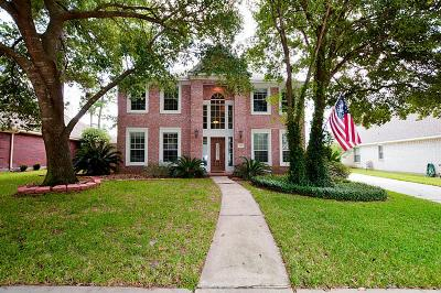 Tomball Single Family Home For Sale: 11819 Chateau Trl